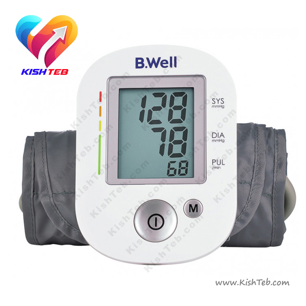 عکس فشارسنج دیجیتال بی ول PRO-35 B.Well PRO-35 Blood Pressure Monitor فشارسنج-دیجیتال-بی-ول-pro-35