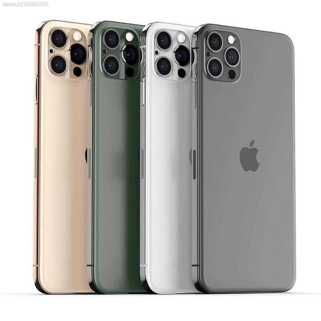 تصویر گوشی طرح اصلی Apple 11pro maxبا گارانتی