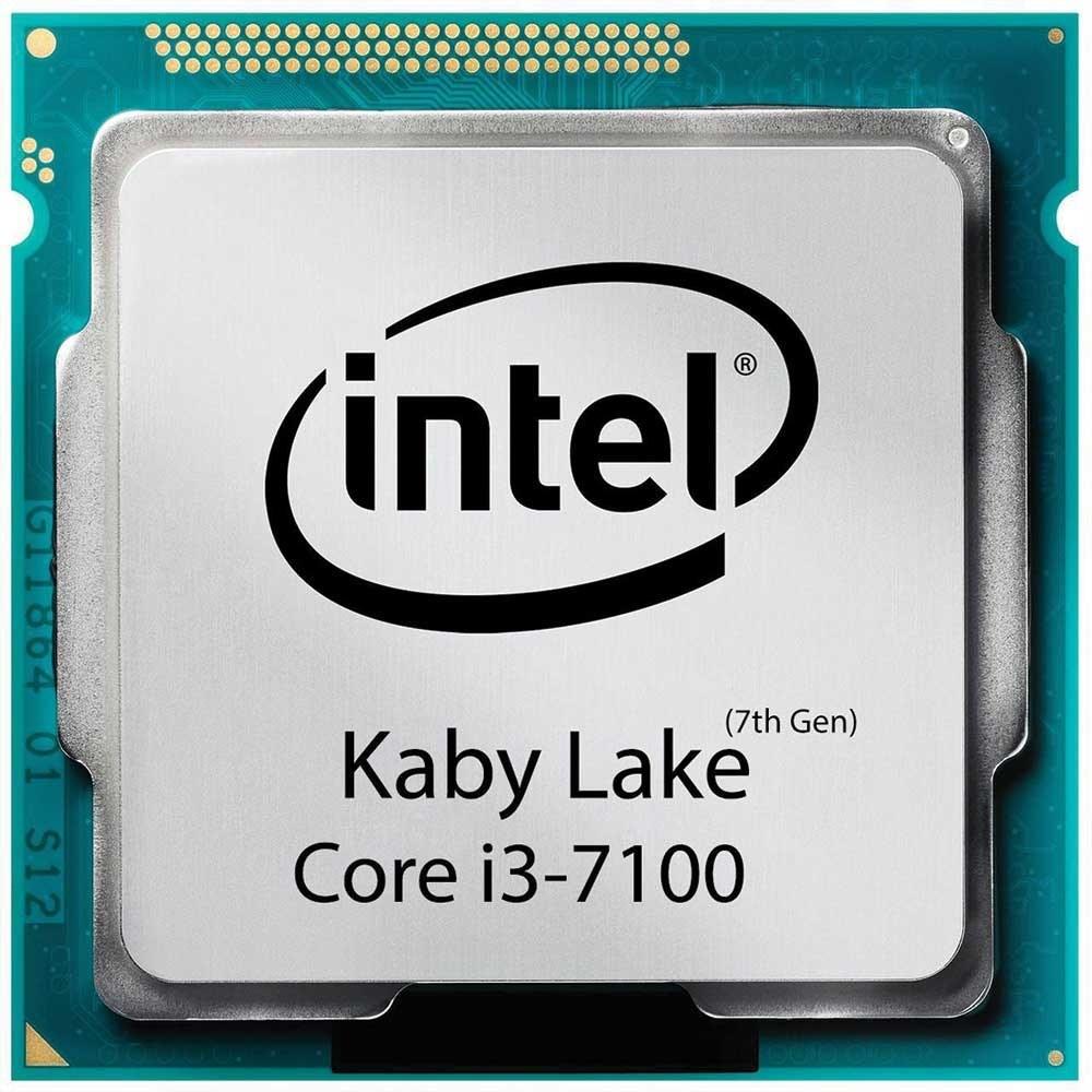 پردازنده مرکزي اينتل سري مدل Core i3-7100