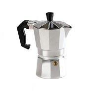 تصویر قهوه جوش اسپرسو ساز آلومینیومی ۲ کاپ