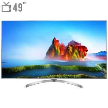 تصویر تلویزیون 49 اینچ ال جی مدل SJ80000 LG 49SJ80000 TV