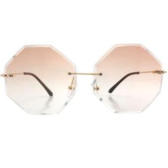 عینک آفتابی زنانه کد 323