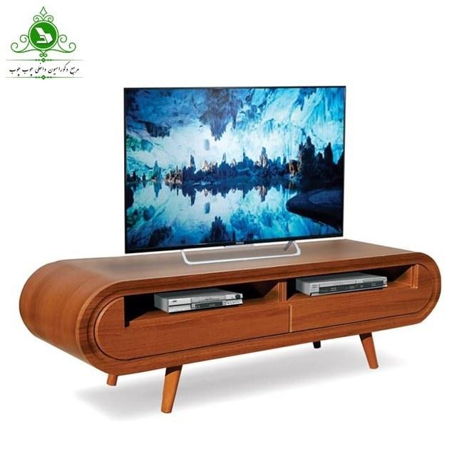 تصویر میز تلویزیون مدل ۱۵۶ | فروشگاه اینترنتی چوب چوب