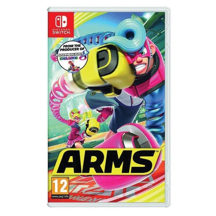 تصویر خرید بازی Arms - نینتندو سوییچ Arms - Nintendo Switch