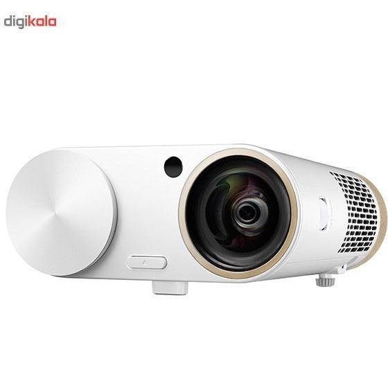 تصویر پروژکتور بنکیو مدل آی 500 ویدئو پروژکتور بنکیو i500 LED Smart Projector