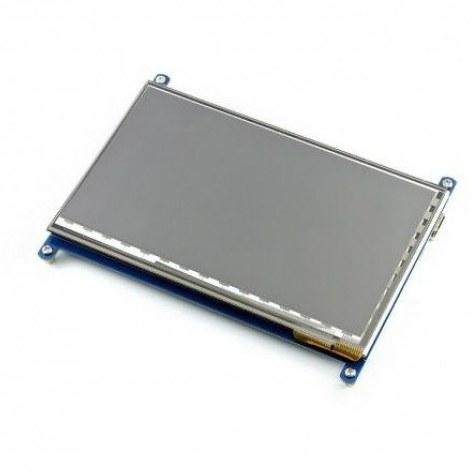 تصویر نمایشگر 7 اینچ HDMI مدل C محصول Waveshare 7inch HDMI LCD C