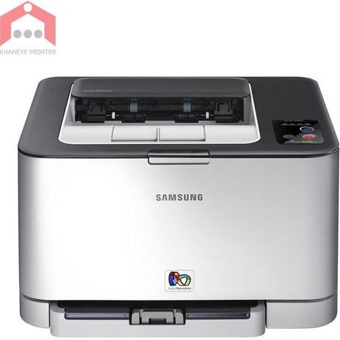 تصویر پرینتر لیزری رنگی سامسونگ مدل CLP 320 Samsung CLP-320 color Laser Printer