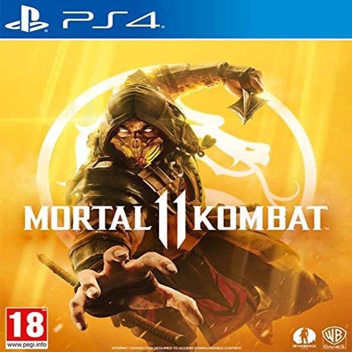 تصویر اکانت قانونی Mortal Kombat 11
