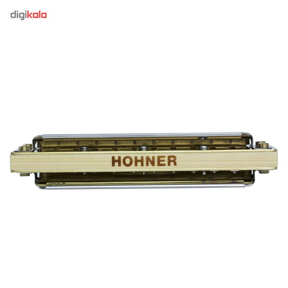 img سازدهنی دیاتونیک هوهنر مدل مارین بند کروسوور Hohner Diatonic Marine Band Crossover Harmonica
