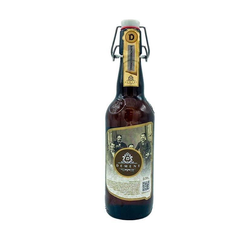 تصویر آبجو بدون الکل کلاسیک دیمنت ۵۰۰ میلی لیتر