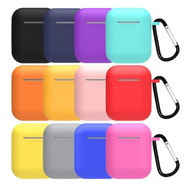 main images کاور سیلیکونی ایرپاد Airpod Silicon Protector Case Airpod Silicon Protector Case