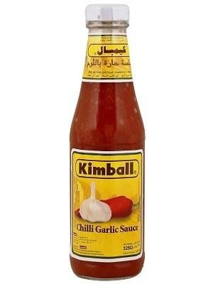 تصویر سس Kimball مدل Chilli Garlic
