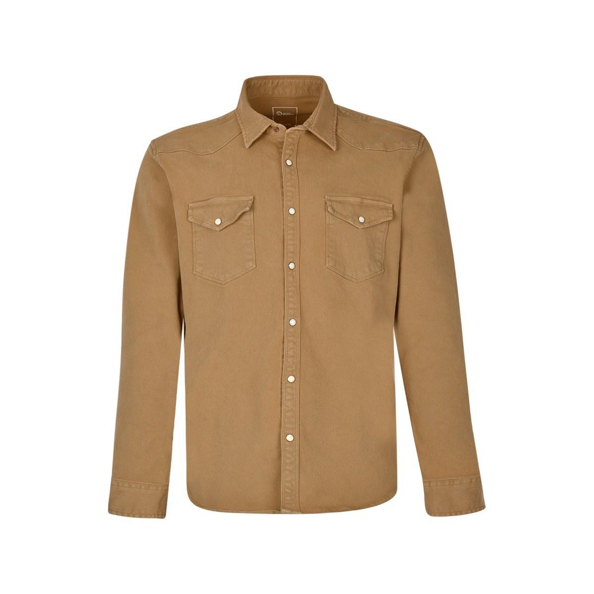 تصویر پیراهن مردانه اسلیم دو جیب