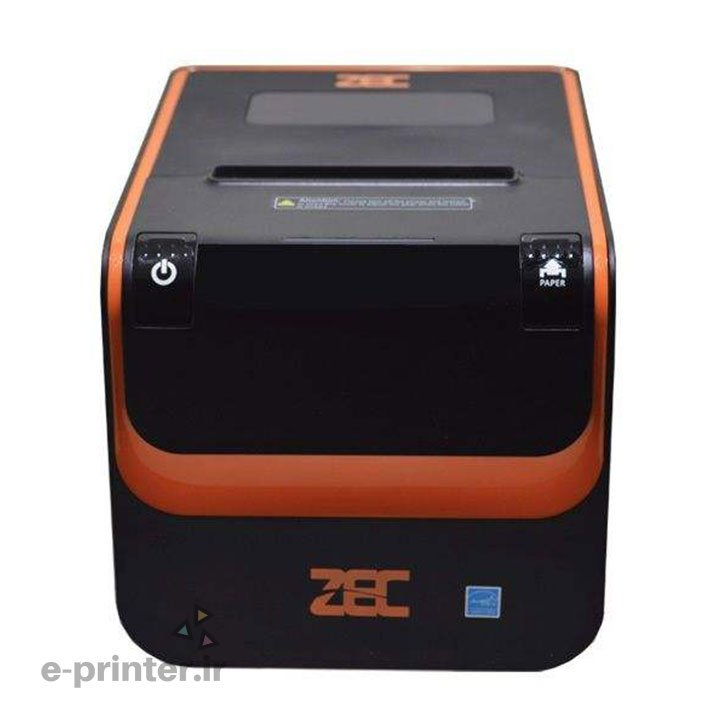 تصویر پرینتر حرارتی مدل ZP300  زد ای سی ZP300 ZEC thermal printer