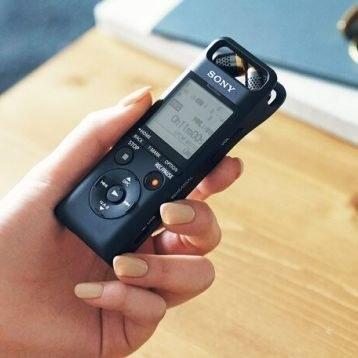 تصویر ضبط کننده صدا سونی مدل PCM-A10 ضبط کننده صدا سونی PCM-A10 Linear PCM Recorder