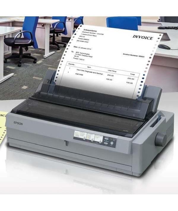 تصویر پرینتر سوزنی اپسون مدل EPSON LQ-2190 Printer