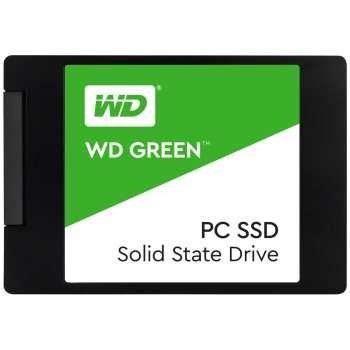 اس اس دی اینترنال وسترن دیجیتال مدل Green PC WDS120G2G0A ظرفیت 120 گیگابایت   Western Digital Green PC WDS120G2G0A Internal SSD Drive 120GB