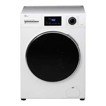 ماشین لباسشویی جی پلاس ۸ کیلویی مدل GWM-J8250W
