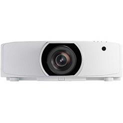 تصویر ویدئو پروژکتور ان ای سی NEC PA853W   8500 W