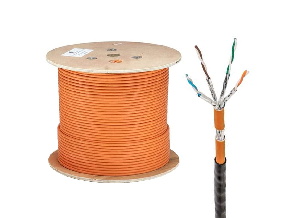 کابل شبکه SFTP CAT 6 Outdoor نگزنس