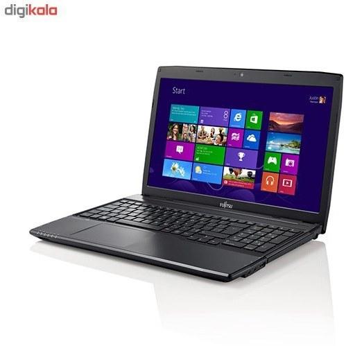 تصویر لپ تاپ ۱۵ اینچ فوجیتسو  LifeBook AH544 Fujitsu LifeBook AH544   15 inch   Core i5   6GB   750GB   2GB