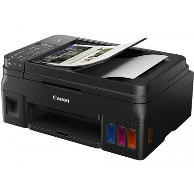 تصویر پرینتر چندکاره جوهرافشان کانن مدل PIXMA G4410 Canon PIXMA G4410 Multifunction Inkjet Printer