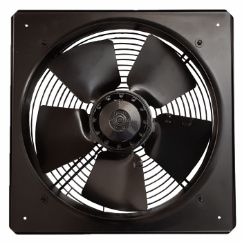 هواکش صنعتی دمنده سری آکسیال مدل VIF-25V2S طرح EBM | Damandeh VIF-25V2S Axial Series EBM Design Industrai Fan