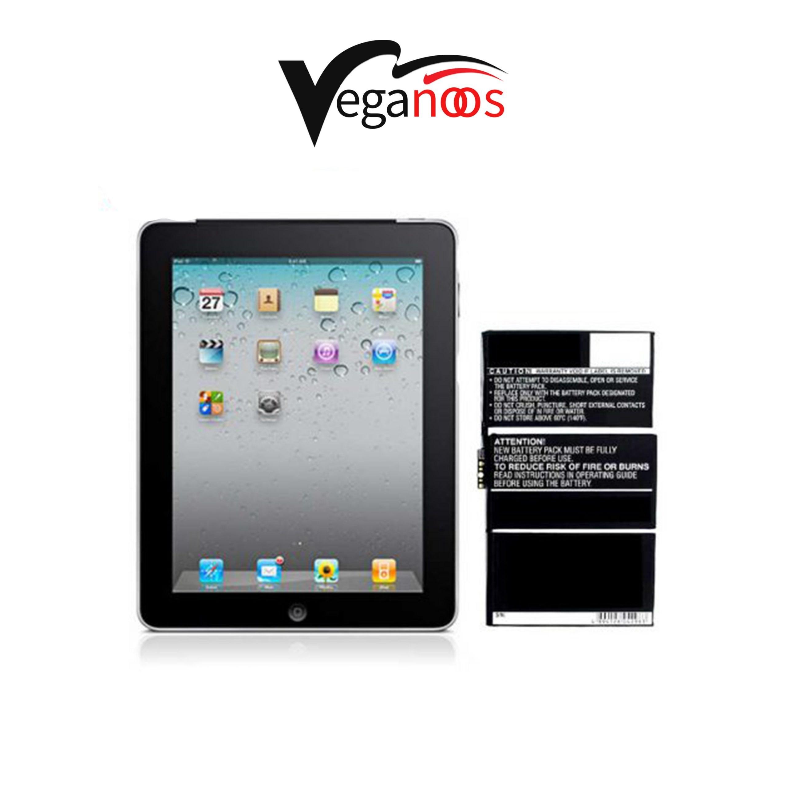 تصویر باتری اصلی آیپد Apple iPad Wi-Fi + 3G
