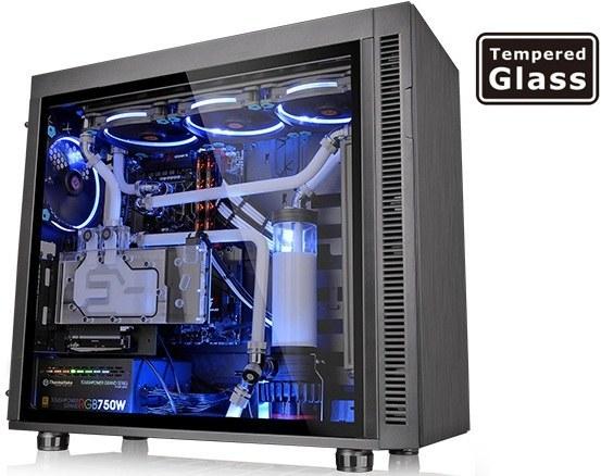 عکس کیس ترمالتیک مدل Suppressor F۵۱ Tempered Glass Edition Thermaltake Suppressor F51 Tempered Glass Edition Mid Tower Case کیس-ترمالتیک-مدل-suppressor-f51-tempered-glass-edition