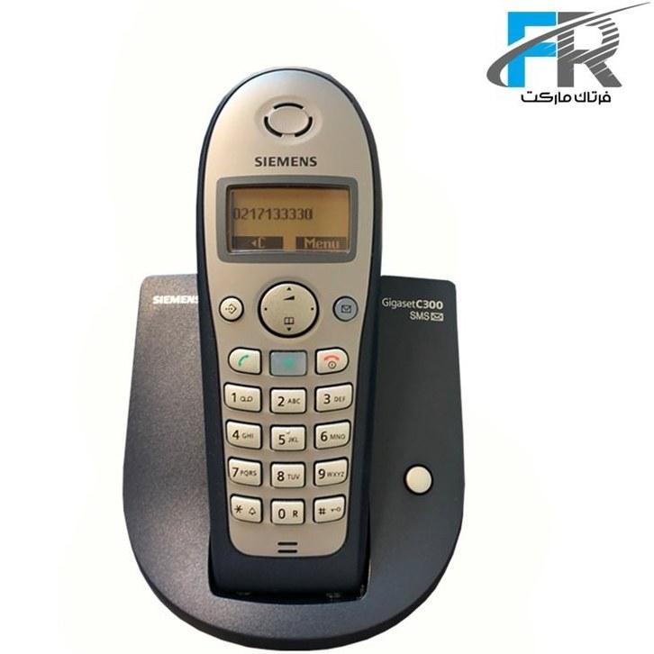 گوشی تلفن بی سیم زیمنس مدل C300