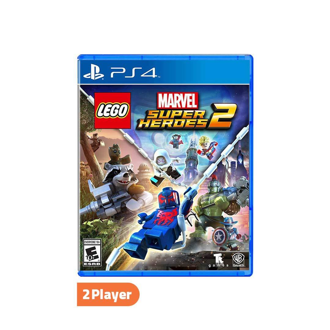 تصویر Lego Marvel Super Heroes 2 - PS4