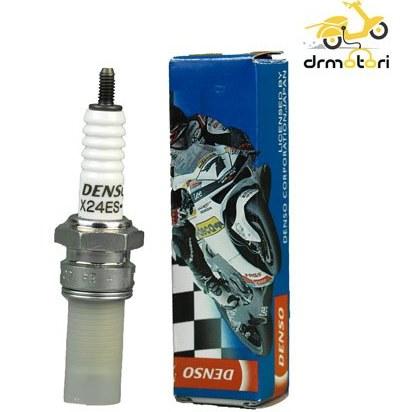 تصویر شمع موتورسیکلت هوندا125 دنسو ژاپنی