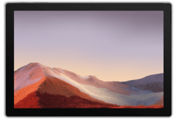 تصویر تبلت مایکروسافت مدل Surface Pro 7 – C ظرفیت 256 گیگابایت ا Microsoft Surface Pro 7 - C - 256GB Tablet Microsoft Surface Pro 7 - C - 256GB Tablet