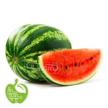هندوانه کوچک سیب سبز