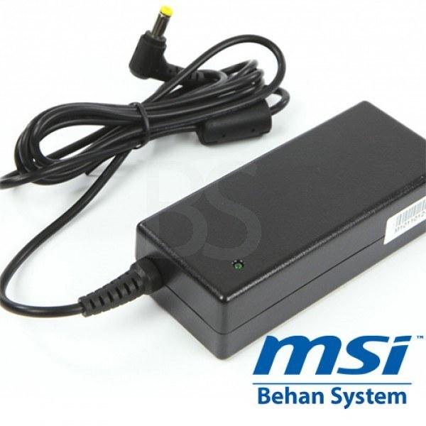 تصویر شارژر لپ تاپ MSI مدل GT780