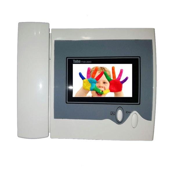 آیفون تصویری تابا مدل TVD-2043 |