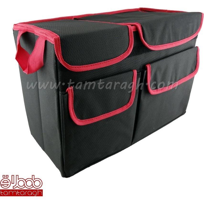 باکس نظم دهنده صندوق عقب خودرو مدل 03 (ضد آب)