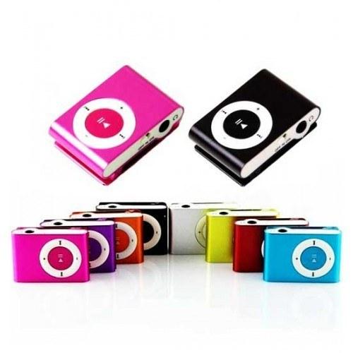 MP3 پلیر رم خور به همراه هندزفری |