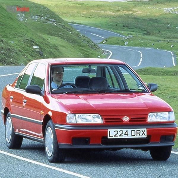 عکس خودرو نيسان Primera دنده اي سال 1989 Nissan Primera 1989 MT خودرو-نیسان-primera-دنده-ای-سال-1989 1
