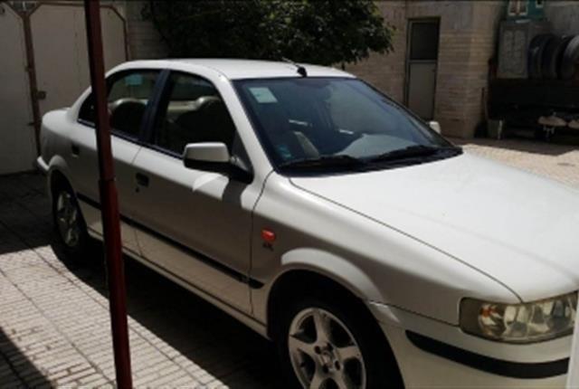 خودروهای ایران خودرو، سمند، lx، 1388 |