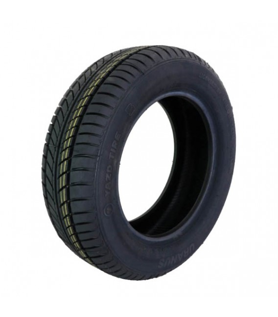 تصویر لاستیک یزدتایر 185/65R15 گل اورانوس ا yazd tire 185/65R15 uranus yazd tire 185/65R15 uranus