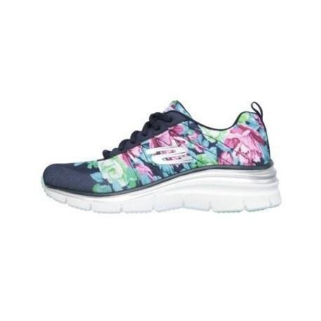 کتانی رانینگ زنانه اسکیچرز مدل Skechers FASHION FIT Sneaker