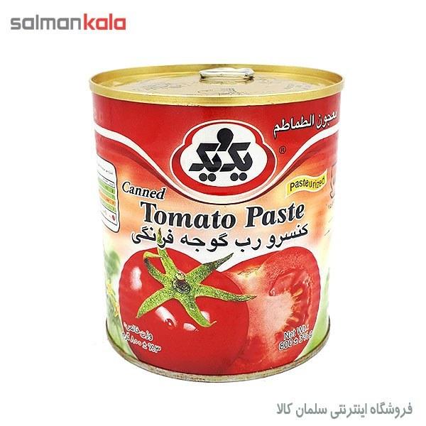 عکس رب گوجه فرنگی يك و يك 800 گرمی  رب-گوجه-فرنگی-یک-و-یک-800-گرمی