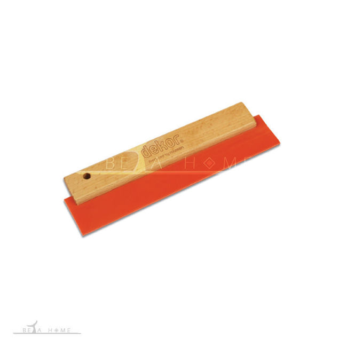 تصویر ماله پاک کننده بندکشی - دسته چوبی