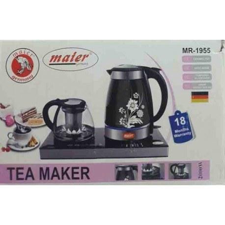 تصویر چای ساز مایر مدل MR-1955 Maier MR-1955 Tea Maker