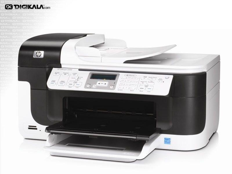 img پرینتر اچ پی آفيس جت 6500 HP Officejet 6500 Multifunction Inkjet Printer
