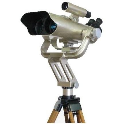 تصویر تلسکوپ دوچشمی ۱۰۰ میلیمتری نایتاسکای