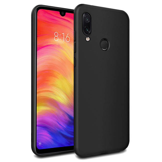 قاب ژله ای نرم شیائومی TPU ُSoft Silicone Ultra-Thin Case | Xiaomi Redmi Note 7 |