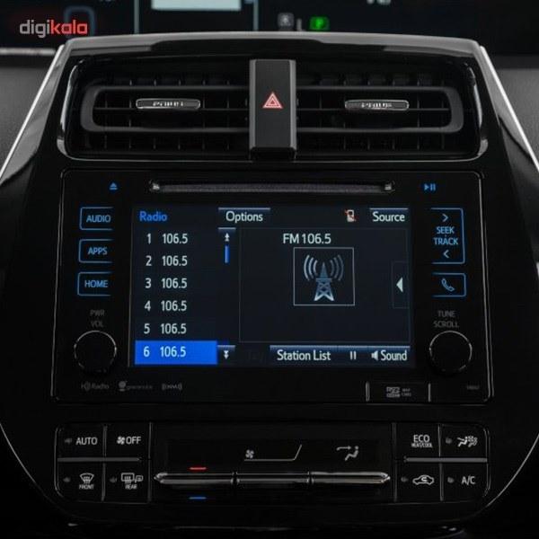 img خودرو تويوتا پريوس اتوماتيک سال 2017 Toyota Prius 2017 Hybrid AT