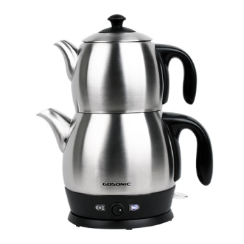 main images چای ساز گوسونیک GST 760 چای ساز گوسونیک ۷۶۰ | gosonic Tea Maker GST 760